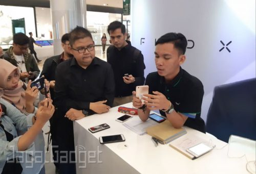 Oppo first sale