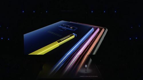 Samsung Galaxy Note 9 06