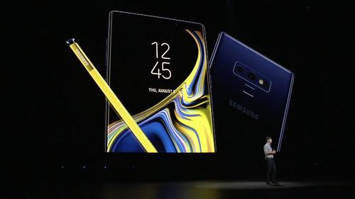 Samsung Galaxy Note 9 07