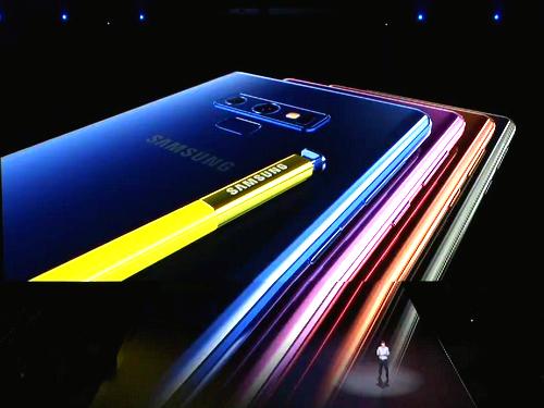 Samsung Galaxy Note 9 32d