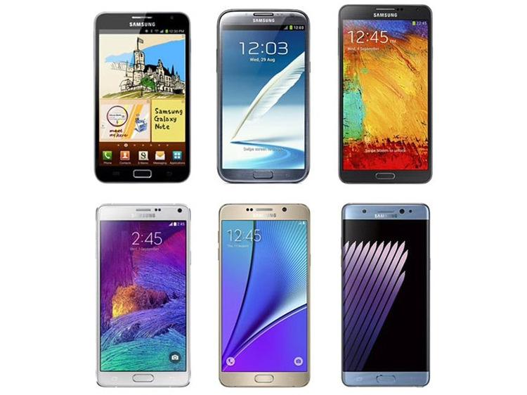 Samsung Galaxy Note seriesE