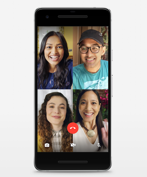 whatsapp launches group voice and video calls 522169 2
