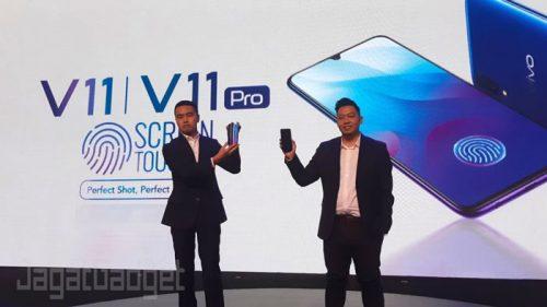 1. Vivo V11 Pro