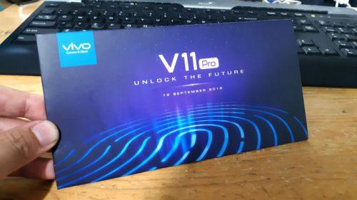 4. ViVo V11 Pro