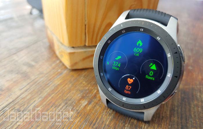1 Galaxy Watch