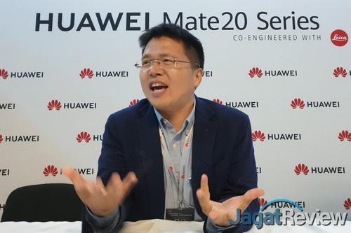 Jim Xu Huawei
