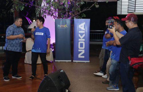 Nokia media fun day