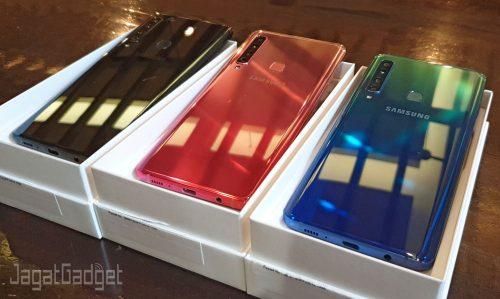 Galaxy A9 Color