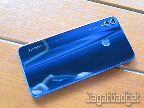 Review Smartphone Android: Honor 8X – Jagat Gadget