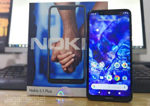 Nokia 5.1 Plus Helio P60