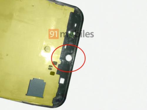 Samsung Galaxy A50 Notch 2