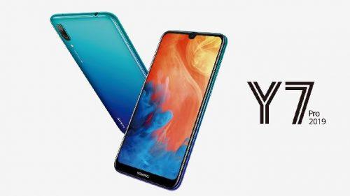 Y7 Pro 2019