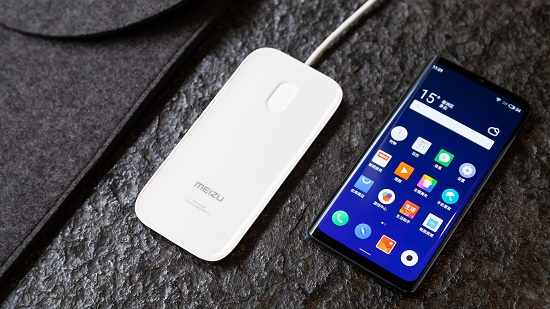meizu zero wireless charging