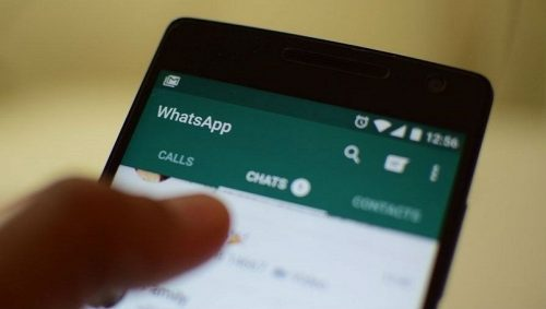 whatsapp stock