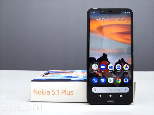 1. Nokia 5.1 Plus