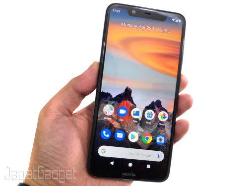 11 Nokia 5.1 Plus