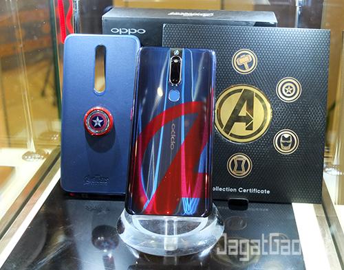 Oppo F11 Pro Avengers Endgame 02