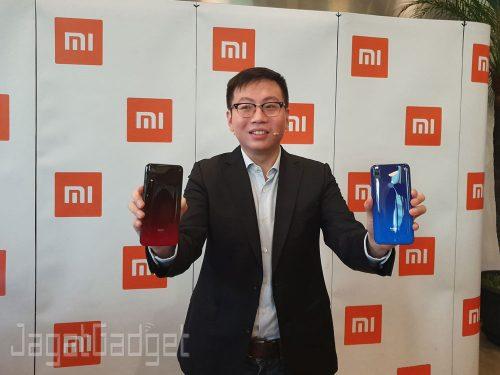 Steven Shi Xiaomi