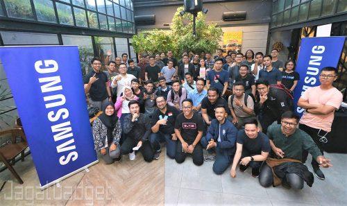 Samsung Galaxy A Gathering