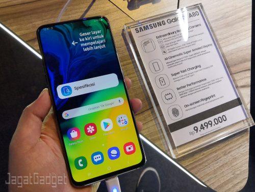 2 Galaxy A80