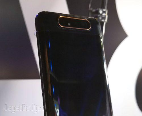 3 Galaxy A80
