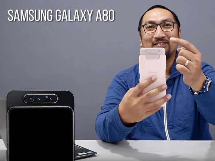 Galaxy A80 Thumbnaik