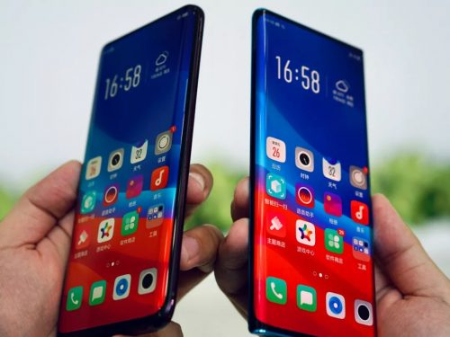 OPPO Waterfall Screen 2