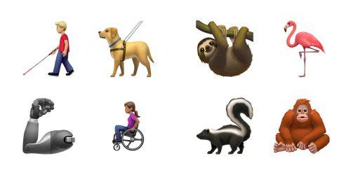 new emoji