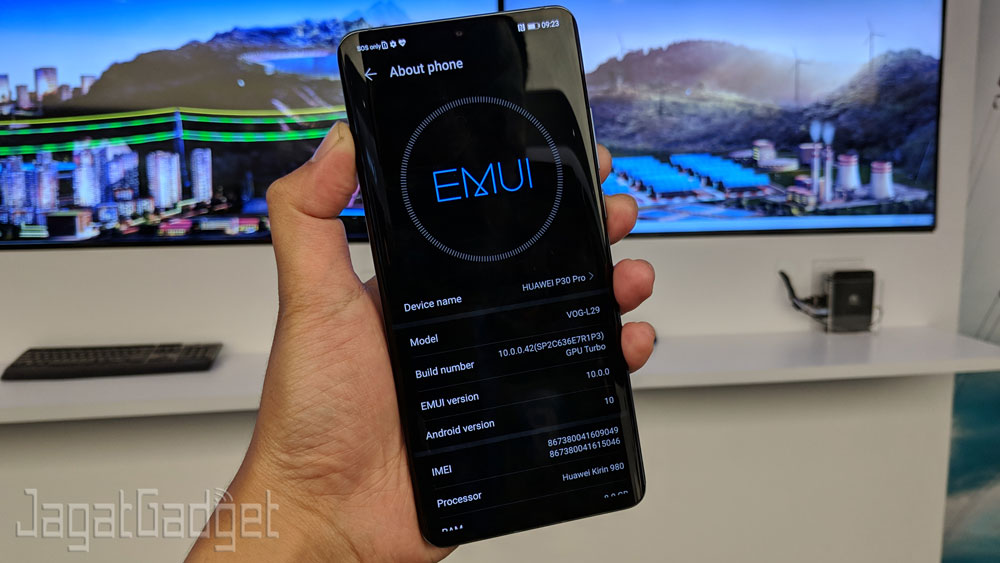 Android 10 EMUI 10