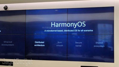 Harmony OS 3