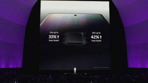 Note 10 CPU