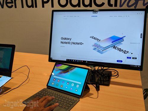 Samsung Dex Note 10 Series
