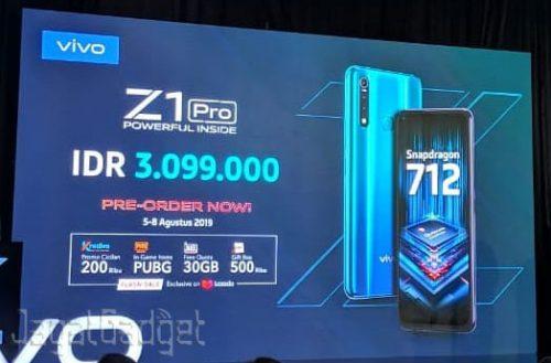 Z1 Pro Vivo