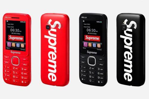 supreme smartphone