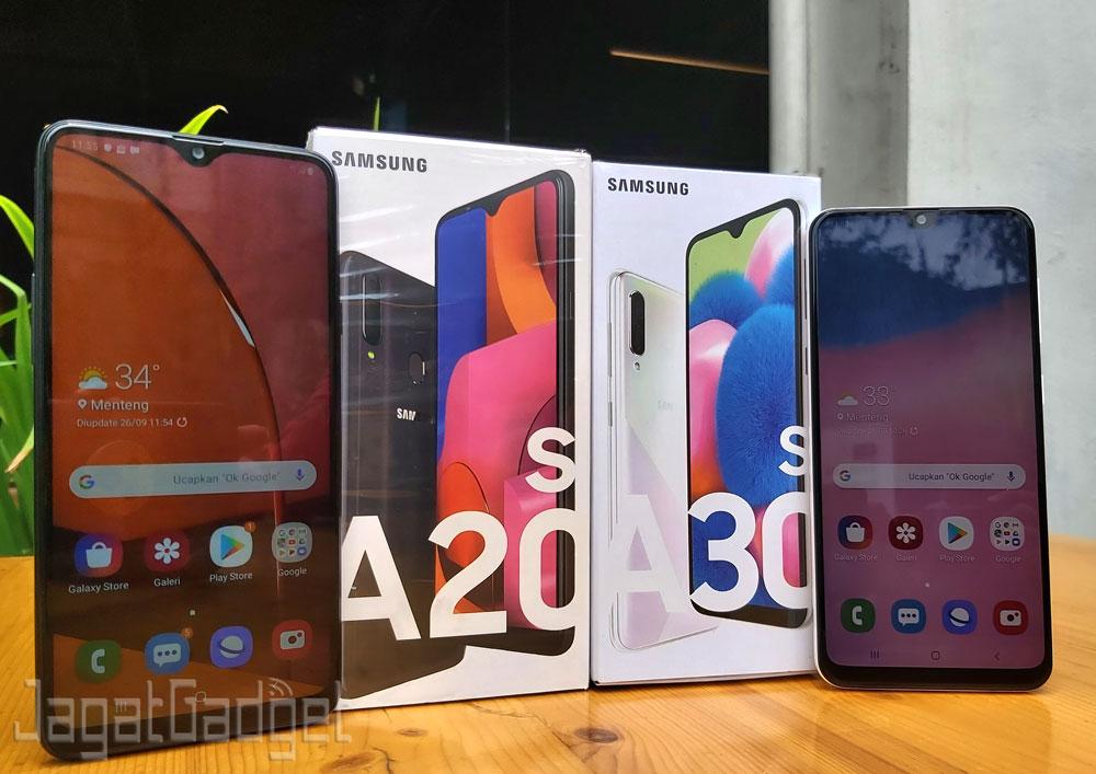 Galaxy A20s A30s