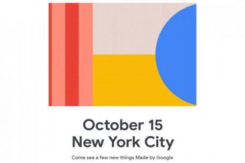 google pixel 4 invitation