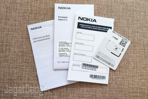 17 Nokia 2.2