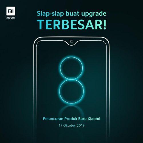 Redmi Note 8 launch