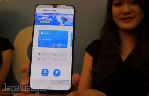Samsung Pay Dana