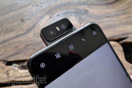 Flip Camera Zenfone 6
