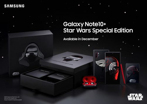 Galaxy Note10 Edisi Star Wars