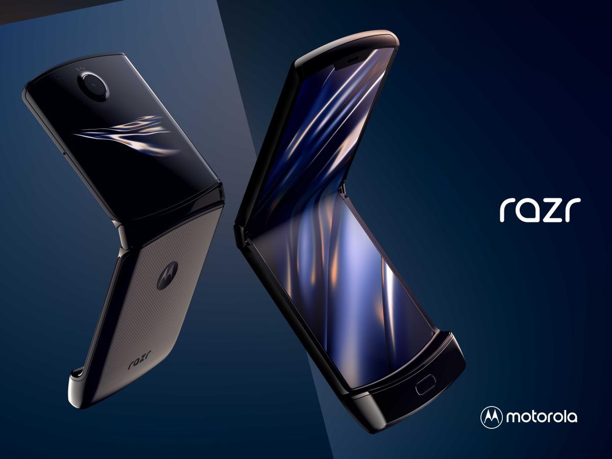 Motorola Razr official