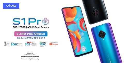 Vivo S1 Pro Pre Order