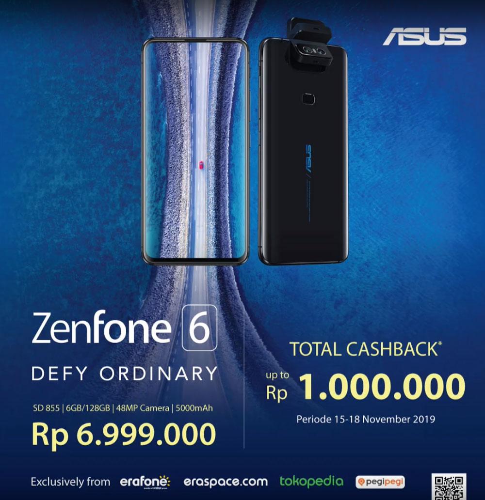 Zenfone 6 harga
