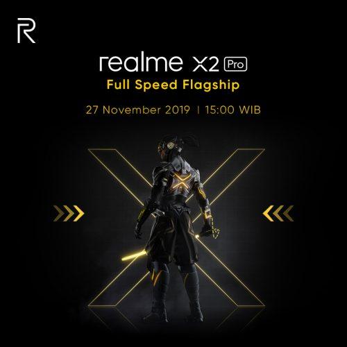 realme X2 Pro Full Speed Flagship 1