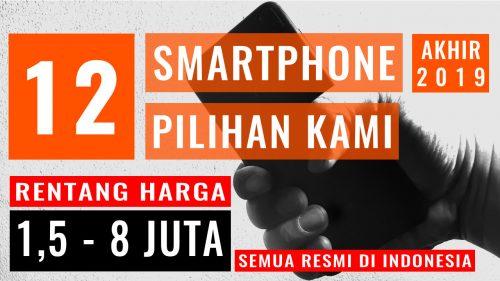 12 smartphone terbaik 2019