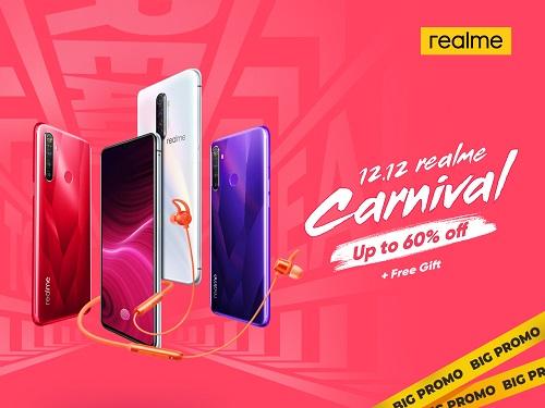 12.12 realme Carnival