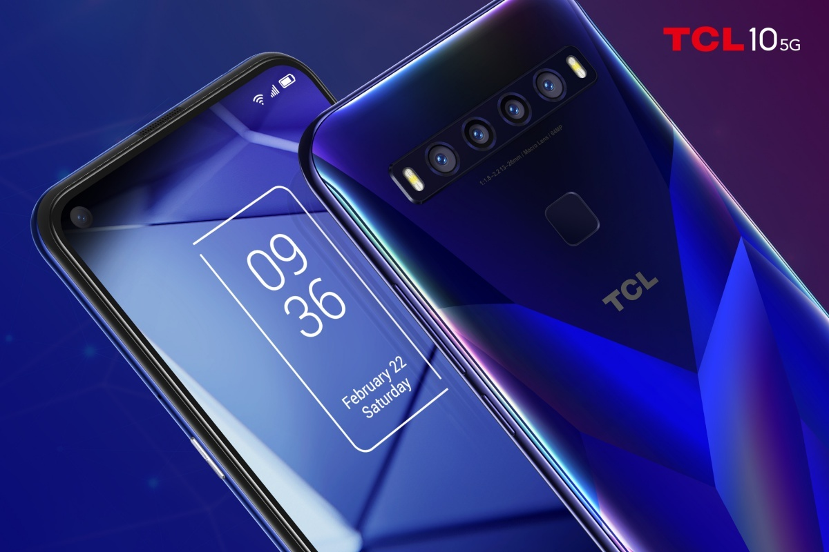 TCL 10 5G gallery 2