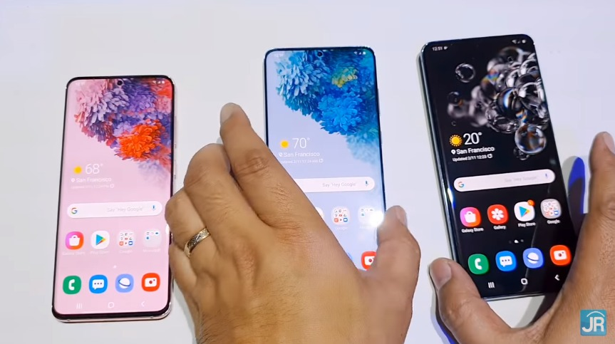 Review Cepat Samsung S20