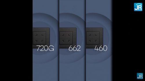 Snapdragon 460 662 dan 720G